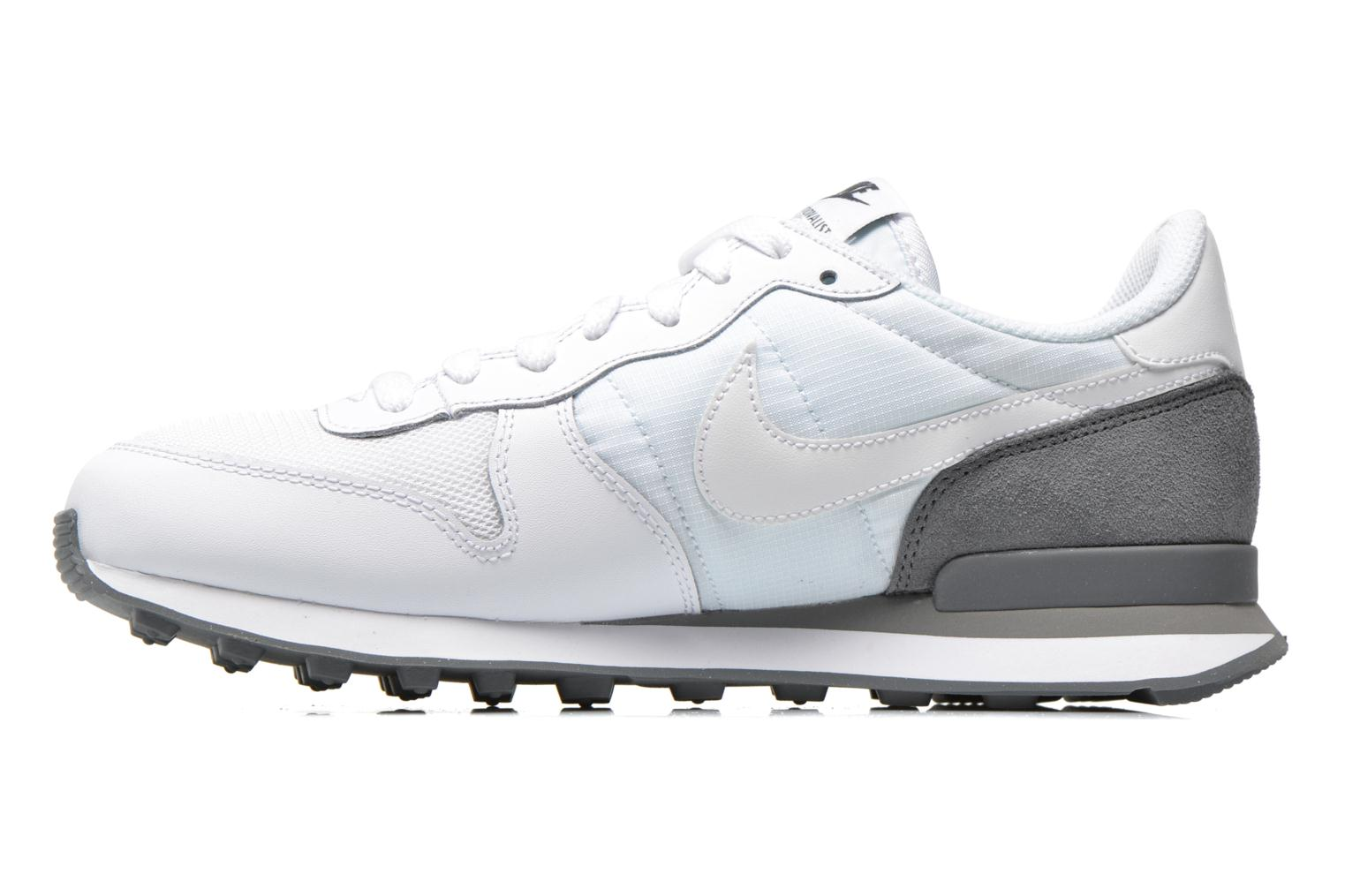 Nike Internationalist White/White-Dark Grey